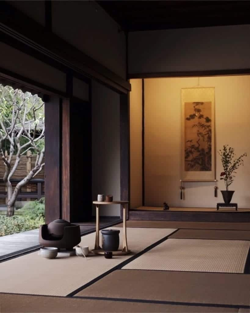Minimalism as key feature of Japanese design