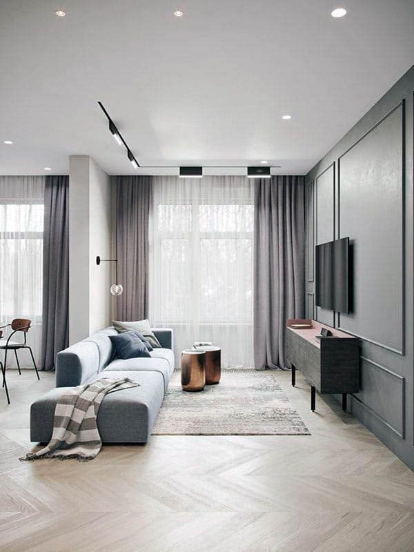 Light is one of the most important elements of interior design