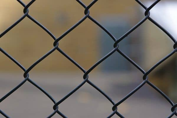 7 Best Fencing Materials : 6. Chain Link Fence