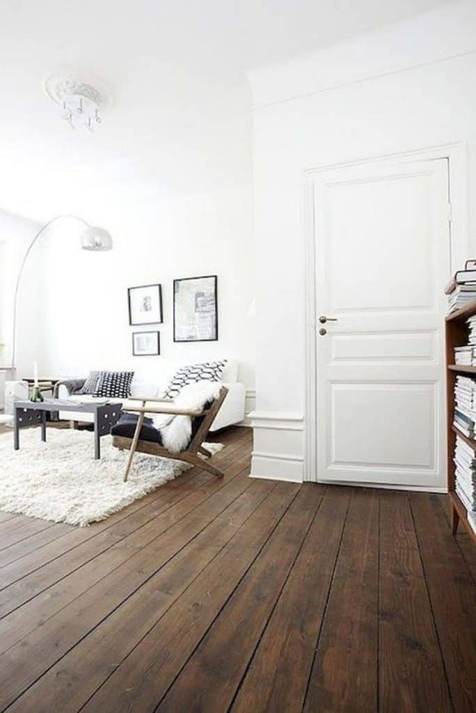 How to properly lay wooden flooring