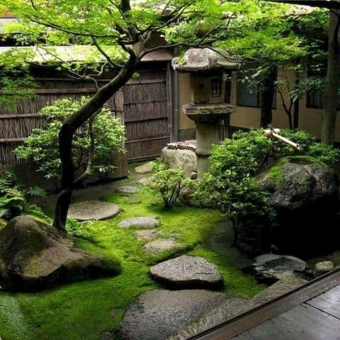 howto design a japanese garden in a small space