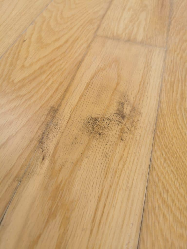 How to Remove White and Dark Stains From Hardwood floors