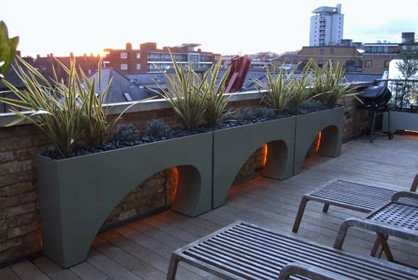 Contemporary balcony tips and tricks