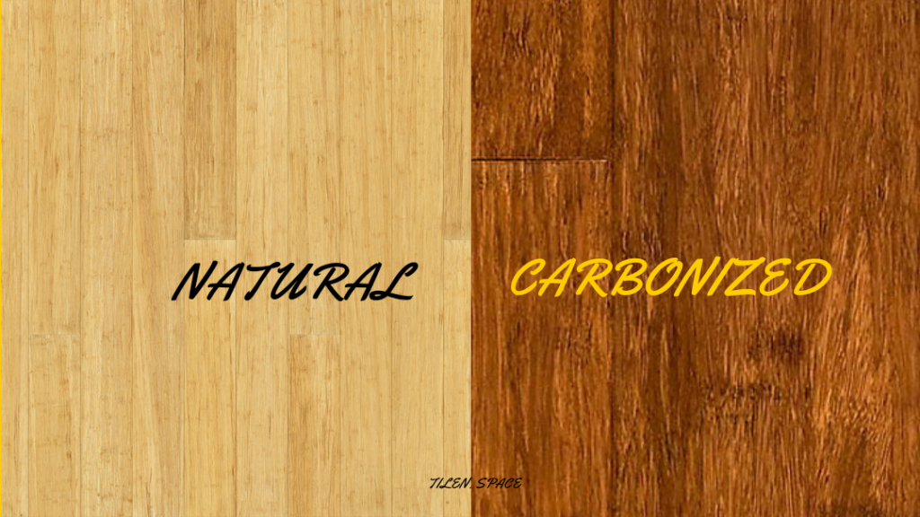 What is Carbonized Bamboo Flooring?