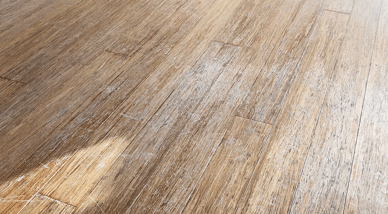 How Do You Get Scratches Out of Bamboo Floors?