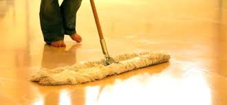 How Do You Get Rid of Sticky Floors After Mopping?