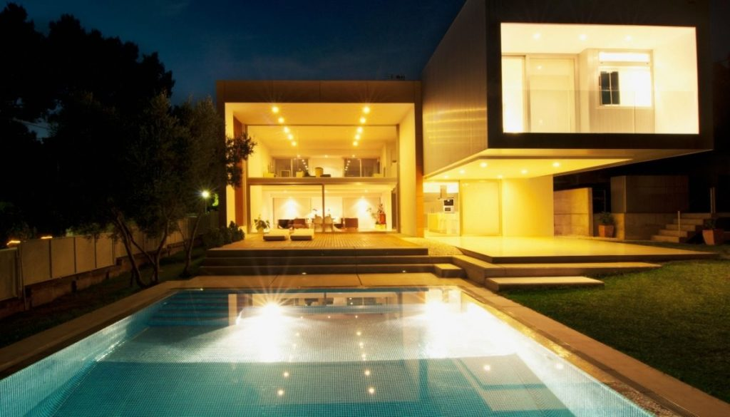 Make sure you pay attention to lighting when designing your house