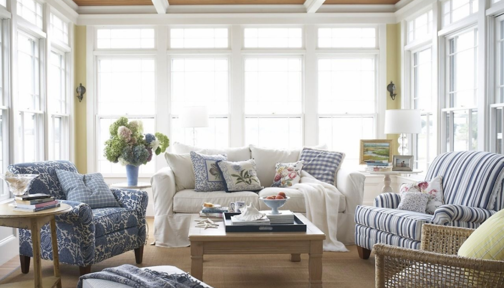 How do you winterize a sunroom?