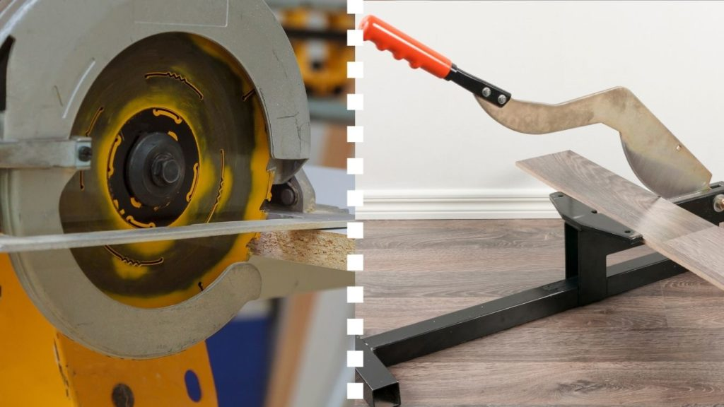 Should I use an electric or manual saw?