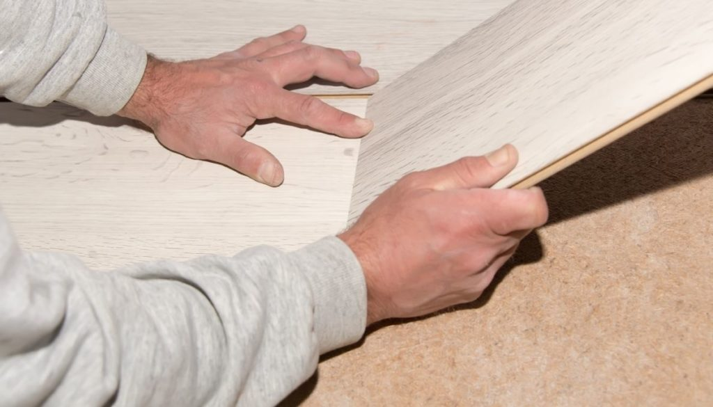 How to Seal Laminate floors?