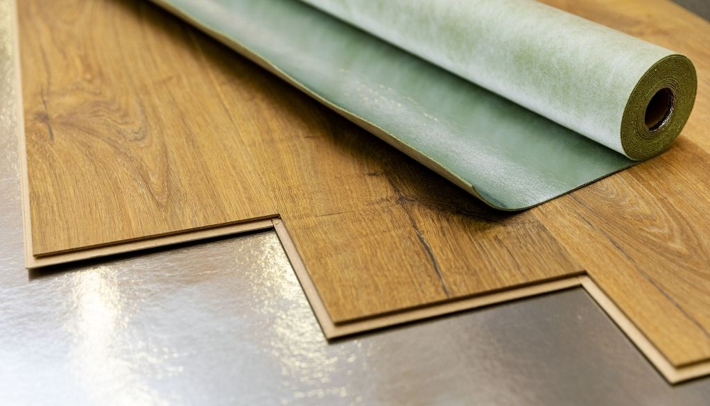 choosing right underlayment for laminate flooring