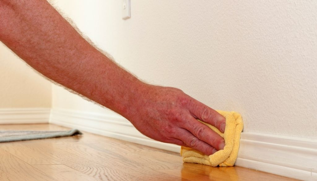 How To Protect Baseboard Corners
