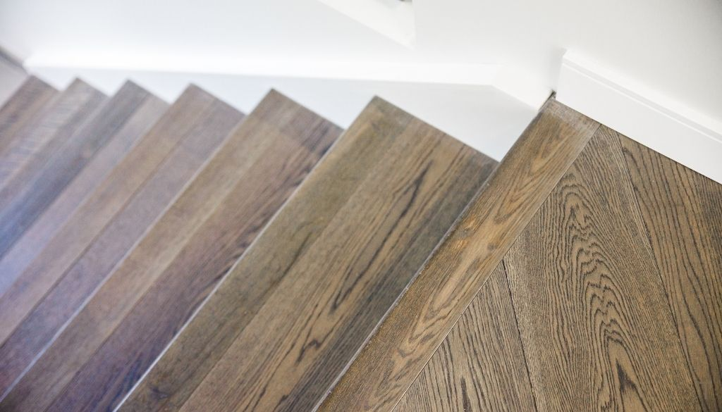 Can you install vinyl flooring on stairs?