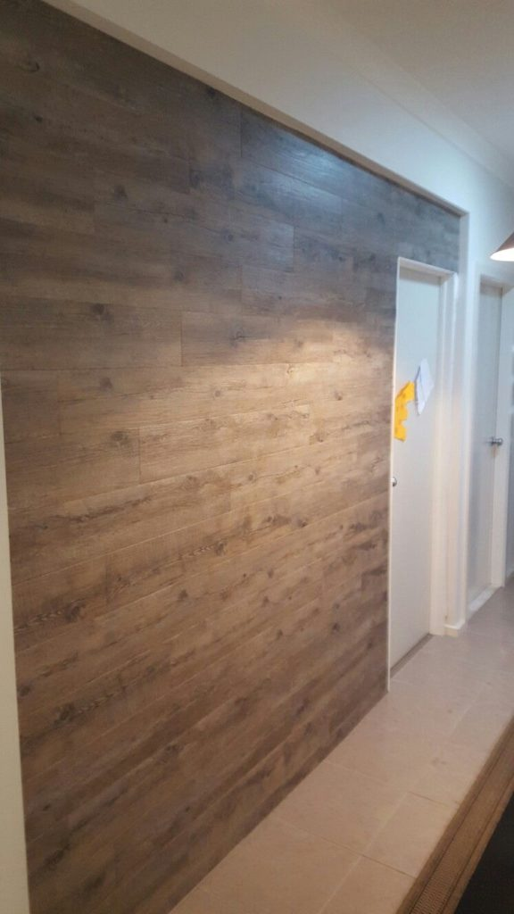 Can You Use Vinyl Flooring On Wall?