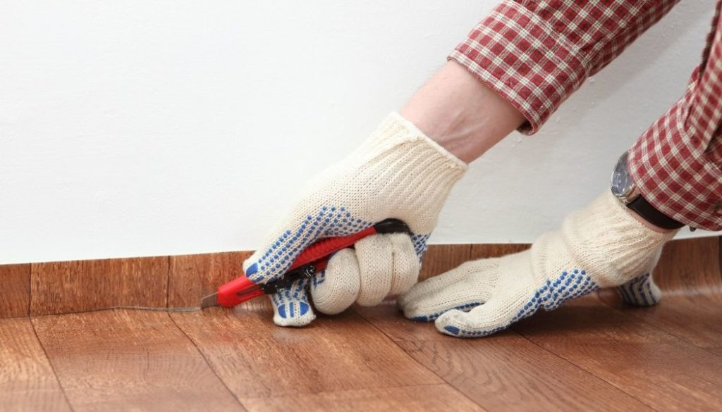 how to install linoleum flooring