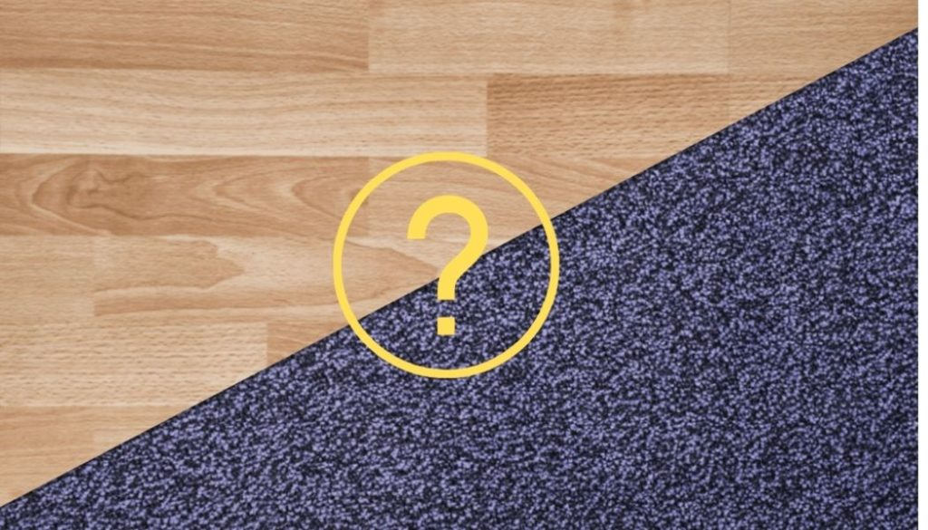 Can you install Laminate Flooring Over Carpet?