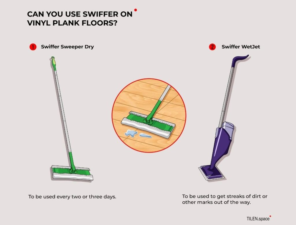 Can You Use Swiffer on Vinyl Plank Floors