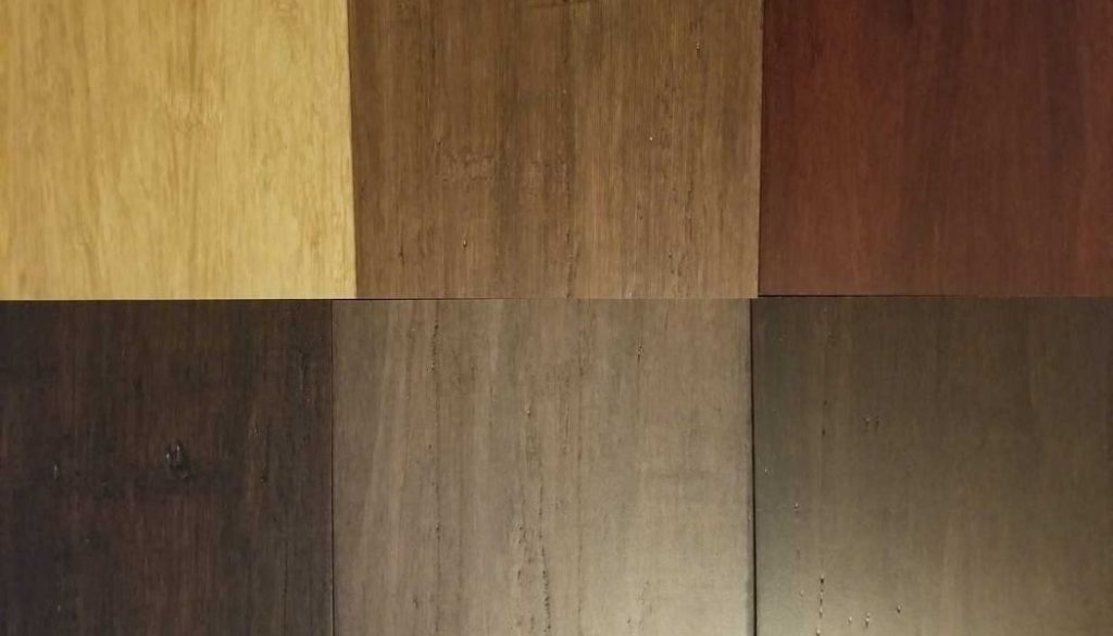 The Many Colors & Patterns of Bamboo Flooring