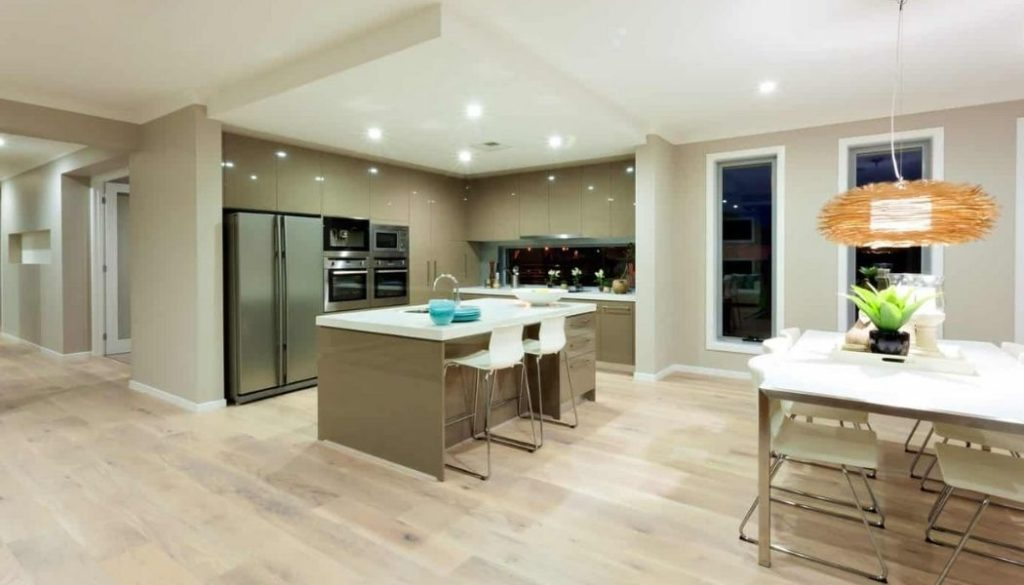 Is bamboo flooring good for kitchens?