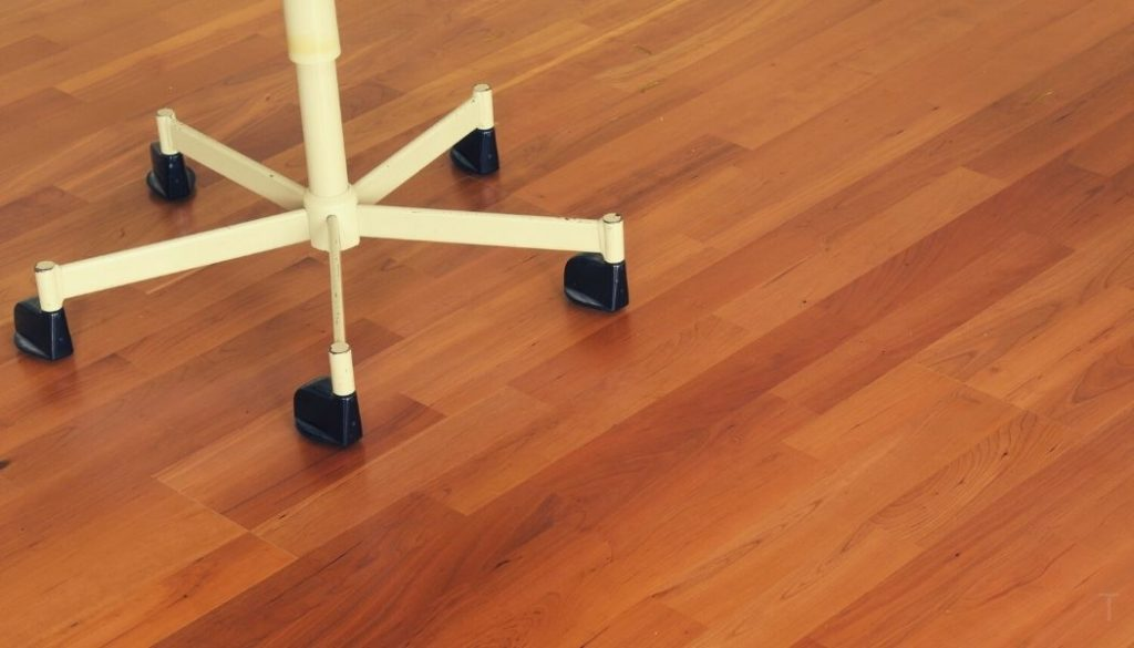 Can Office Chairs Damage Hardwood Floors?